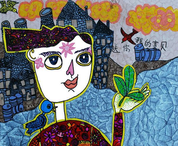 2012加拿大国际儿童艺术节获奖作品选登(之一图片