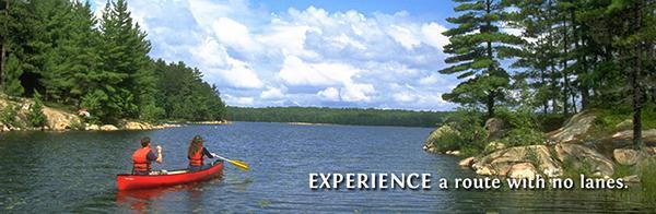 独木舟体验 | 加拿大夏季泛舟之旅