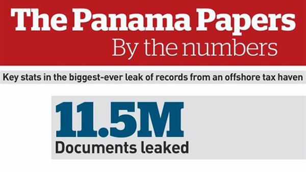 """""""巴拿马文件"""" 的第一个政治牺牲品"""